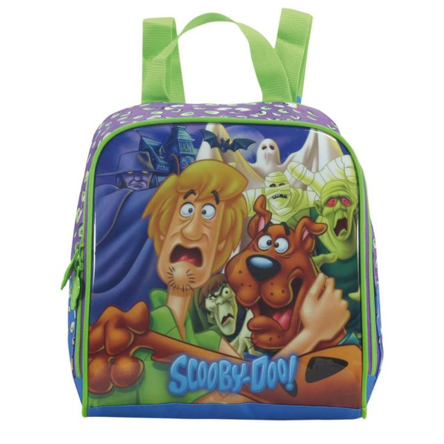 Lancheira Scooby Doo Ghosts Xeryus